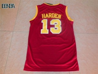 Maillot NCAA Arizona NO.13 James Harden Rouge Outlet
