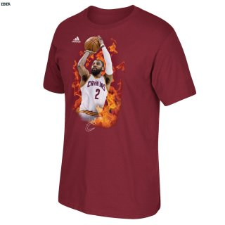 T-Shirt NBA Cleveland Cavaliers 2017 Irving Outlet