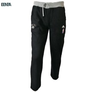 Survetement Pantalon NBA Brooklyn Nets Noir Outlet