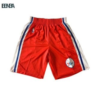 Pantalon NBA Philadelphia 76ers Rouge Outlet