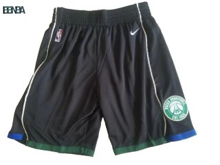 Pantalon NBA Brooklyn Nets Nike Noir Outlet
