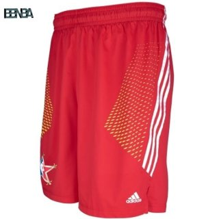 Pantalon NBA 2014 All Star Rouge Outlet