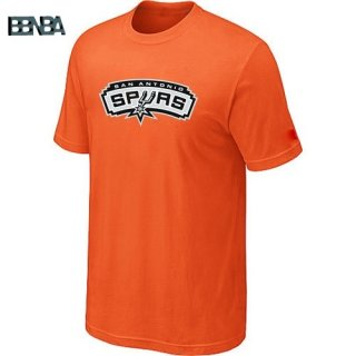 T-Shirt NBA San Antonio Spurs Orange Outlet