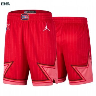 Pantalon NBA 2020 All Star Rouge Outlet